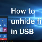 How To Unhide Files In USB In 30 Seconds