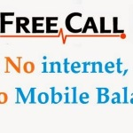 Make free call to anybody without internet.