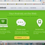 Trick to Access your android device through web portal – Amazing!!!!