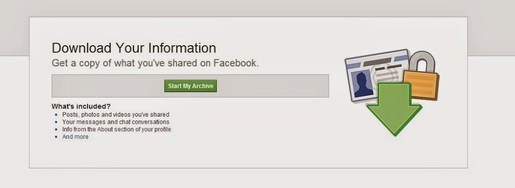 Start my Archive