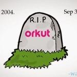 Orkut will shut down on September 30, 2014.