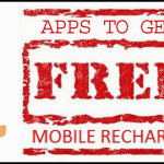 Android Apps that gives you free recharge