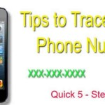 How to find the name of a cell phone number