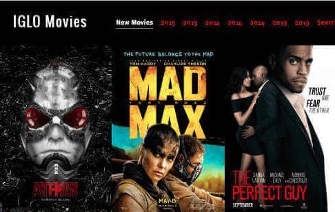 working free movie sites 2019
