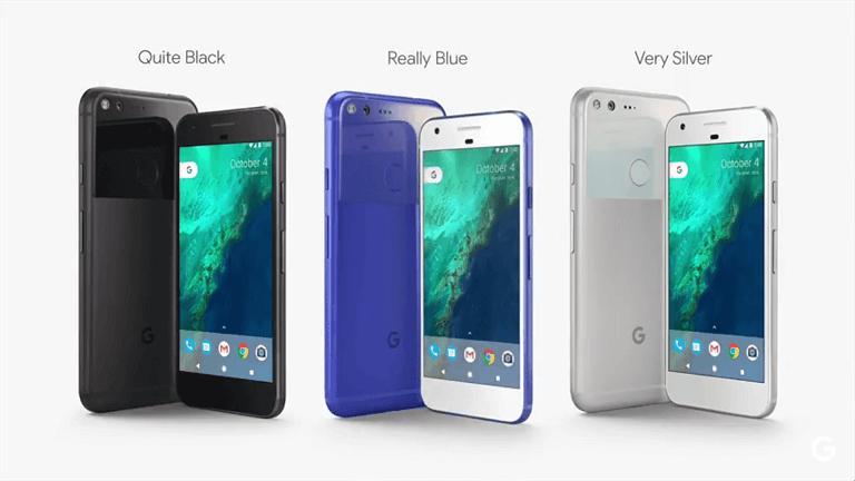 Google Mocks iPhone colors