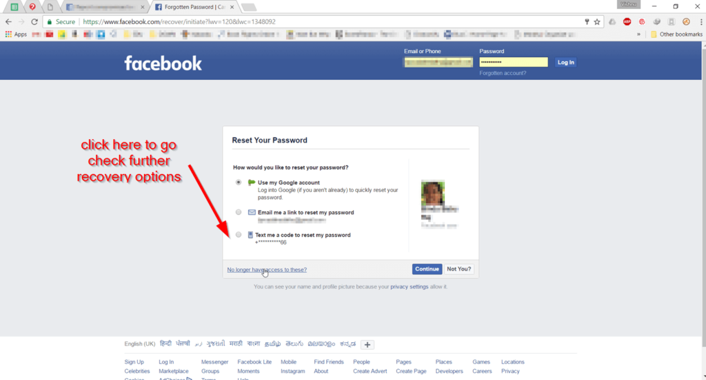 how to delete hacked facebook account without password