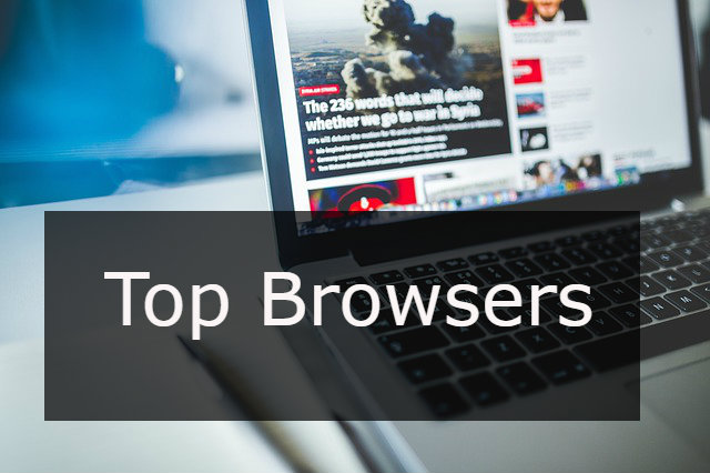 Top-browsers