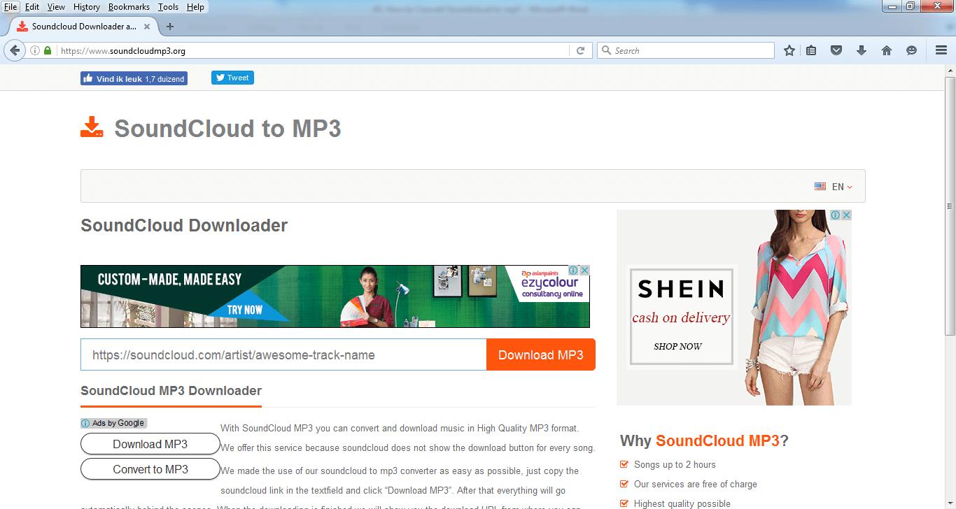 SoundCloudmp3.org