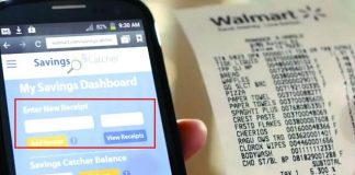 App- walmart savings catcher