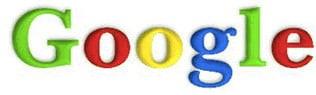 Google logo 1st glimpse