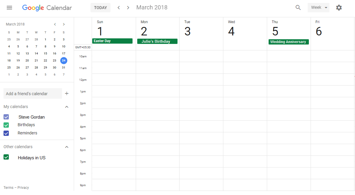 Share Google Calendar Within Minutes Here Is How You Do It