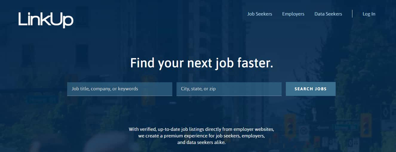 Job seekers job search login