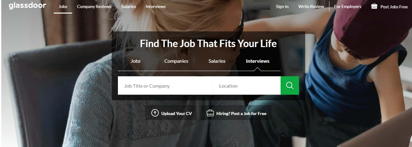 glassdoor jobs