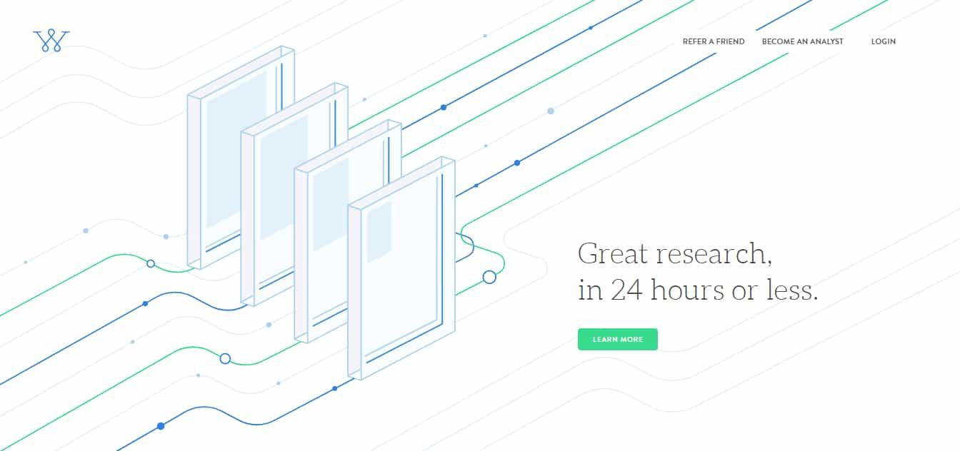 AskWonder - Research Jobs Online