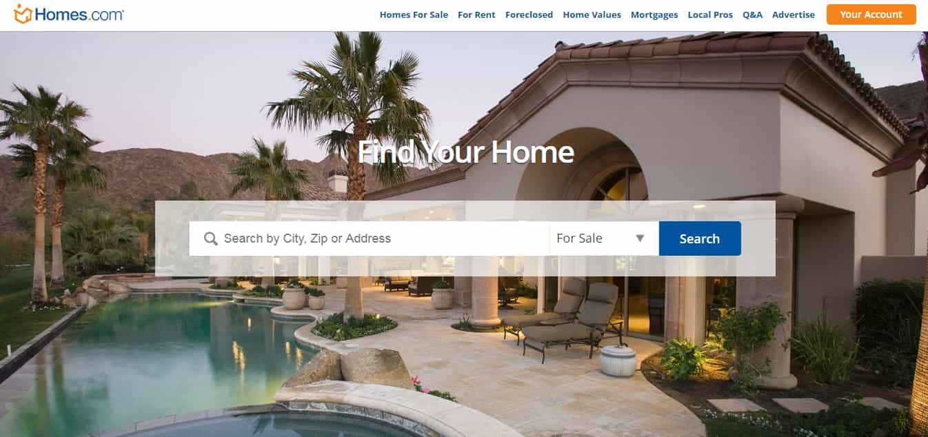 Homes - Top Real Estate Website