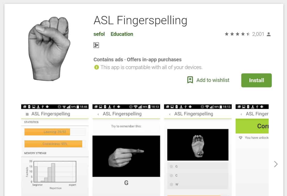 ASL Apps