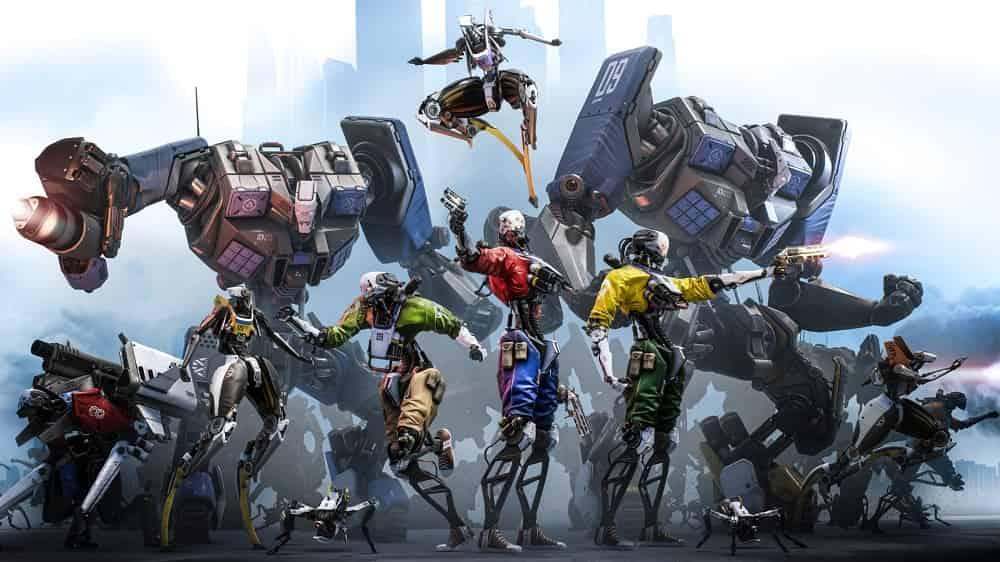 Robo Recall VR Gam3
