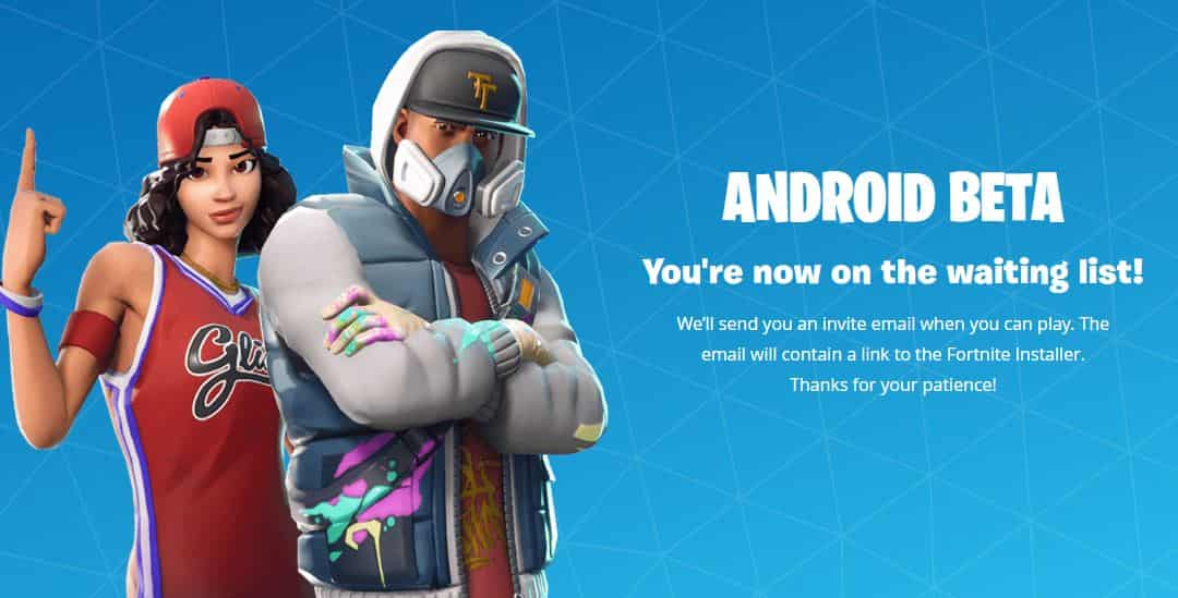 android-fortnite-beta