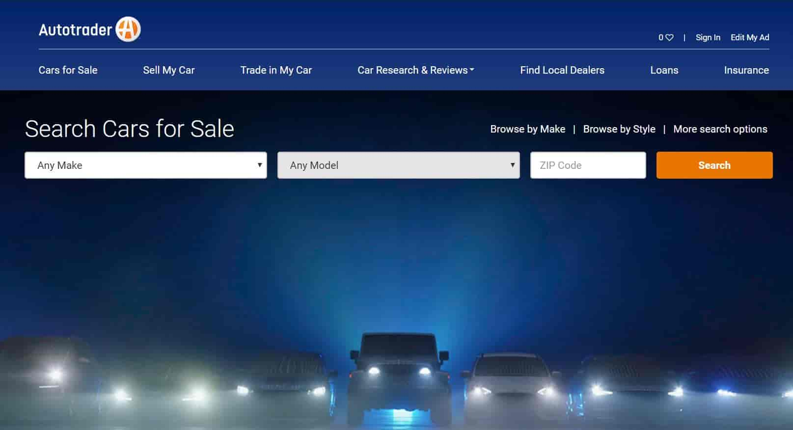 AutoTempest.com: The Best Used Car Search.