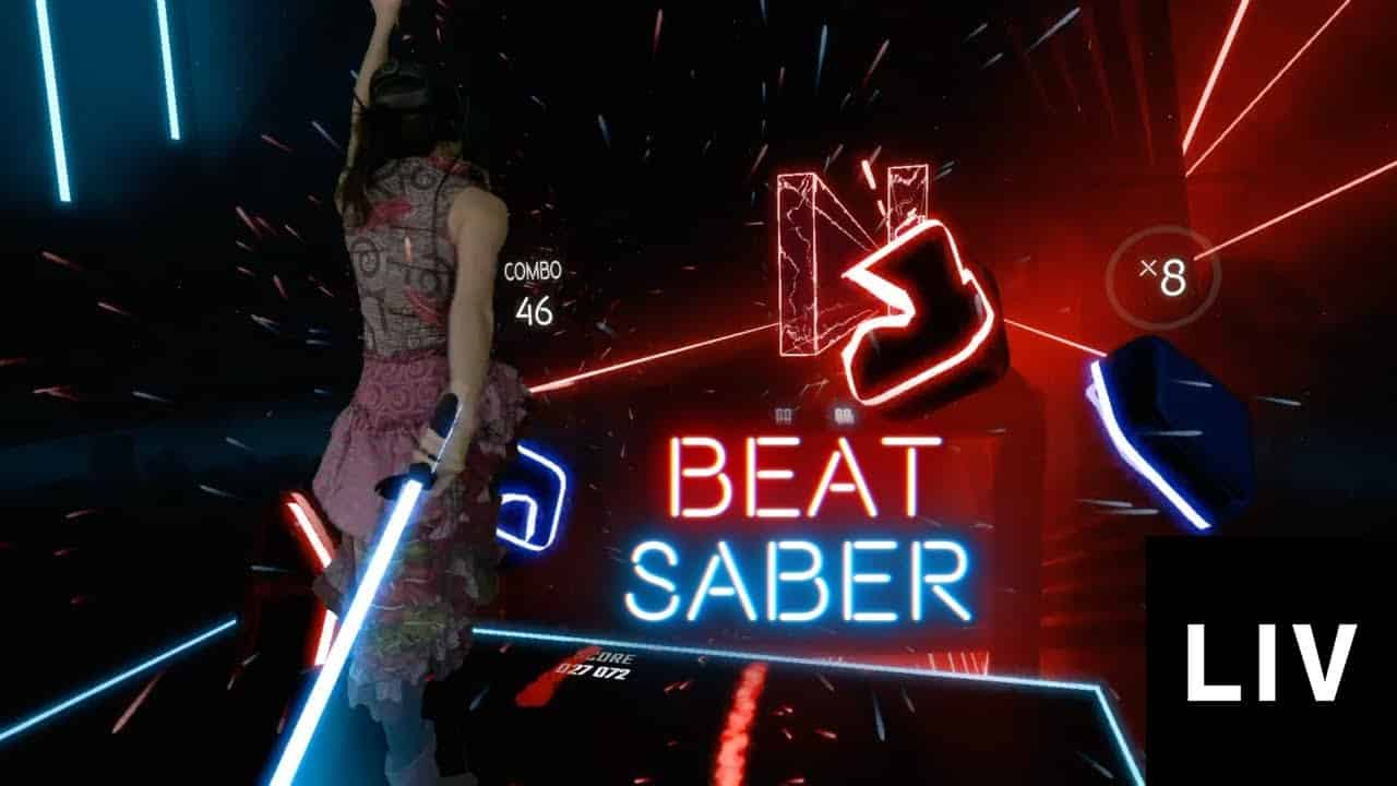 beatsaber VR Game