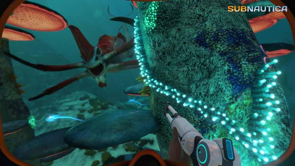 subnautica VR Game