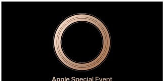iphone launch event - september 12