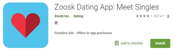 Zoosk - meet singles - dating app