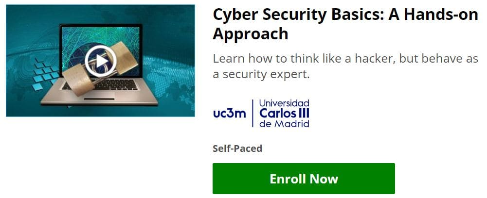 edx cyber security