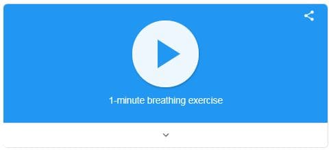 Google Breathing Exercise