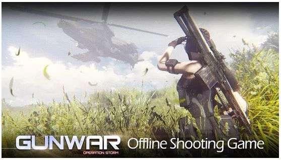 Gunwar