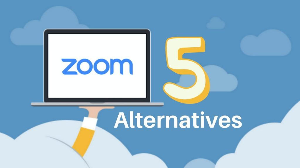 Zoom alternatives