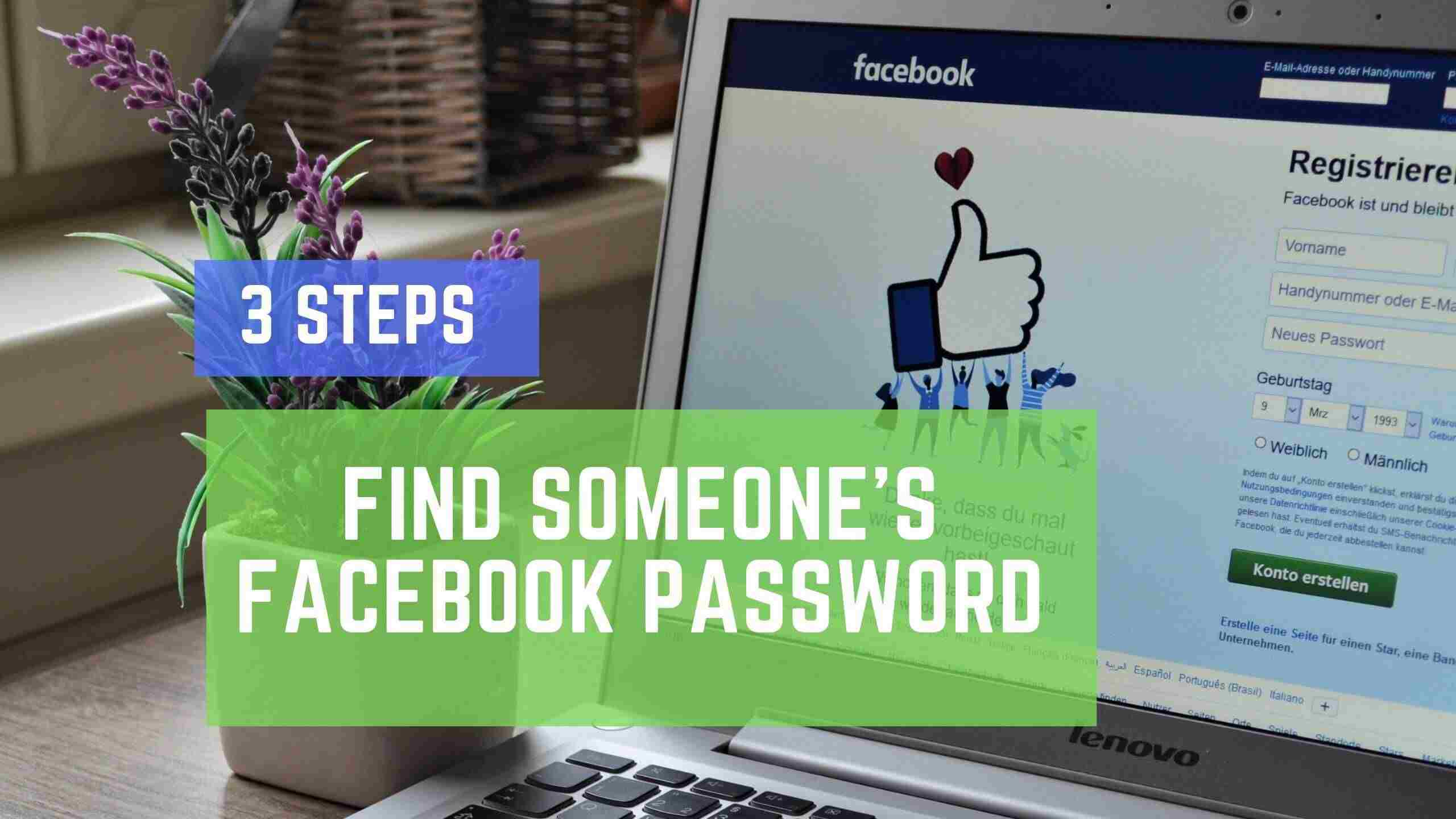 Hack a Facebook Account Password with Username (100% working)
