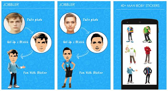 Bobble Cartoon Maker