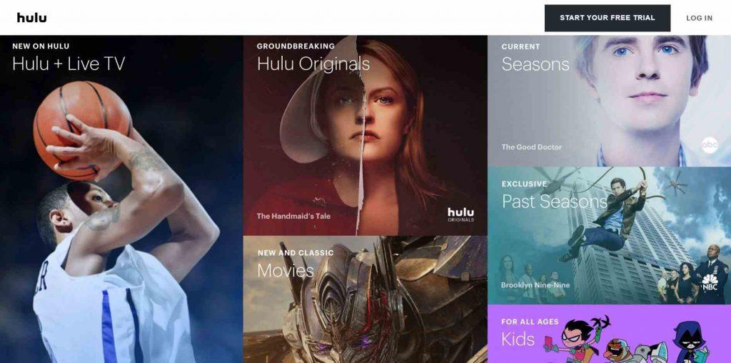 Hulu App