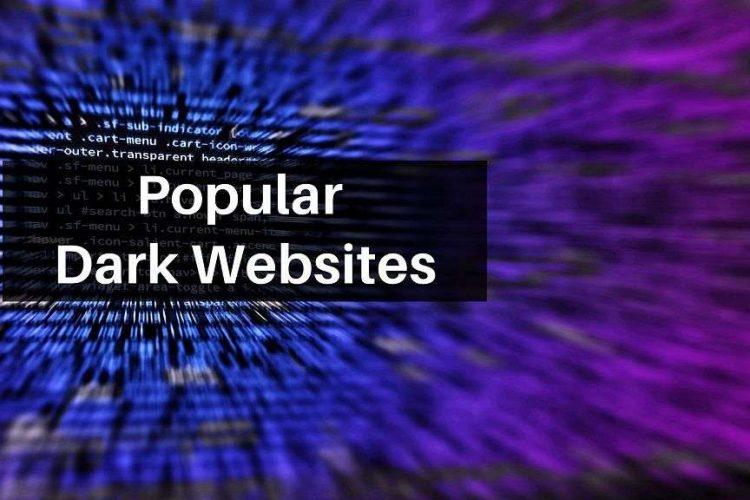 Dark Websites