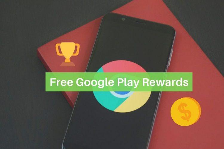 Free Google Play Rewards