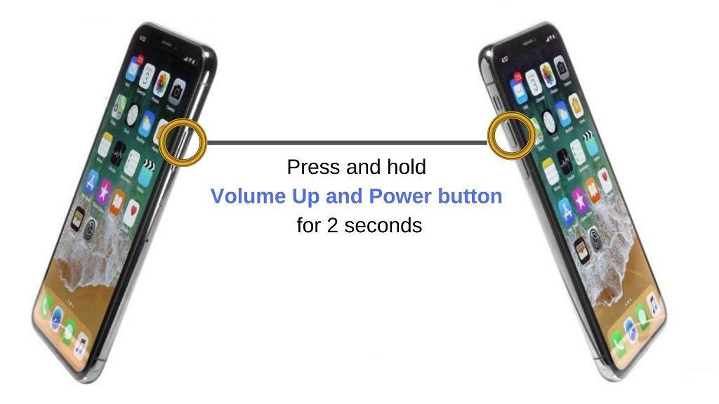How to Screenshot on iPhone X