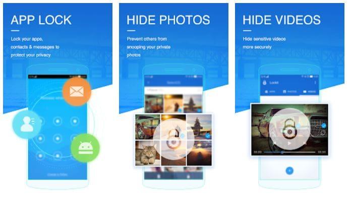 LOCKit - App Lock, Photos Vault, Fingerprint Lock