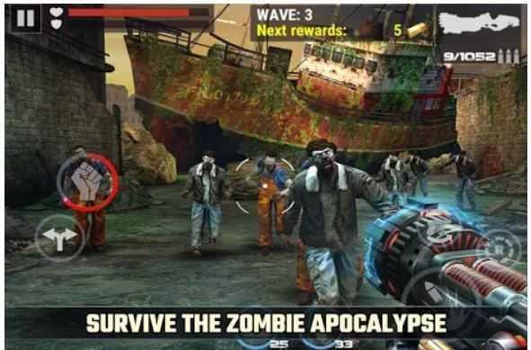 DEAD TARGET Zombie Offline