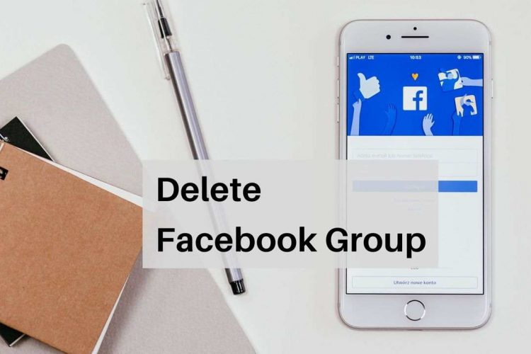 Delete Facebook Group