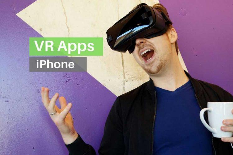 VR iPhone App
