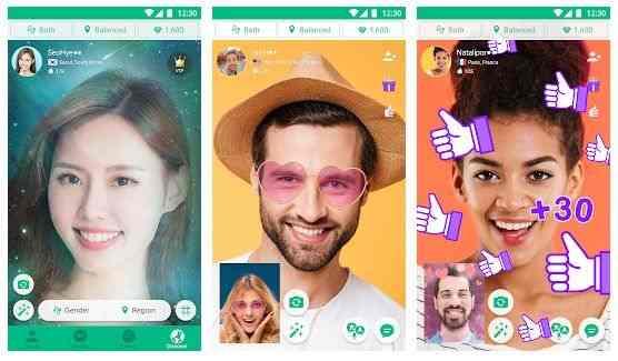 Azar - Stranger Video chat App