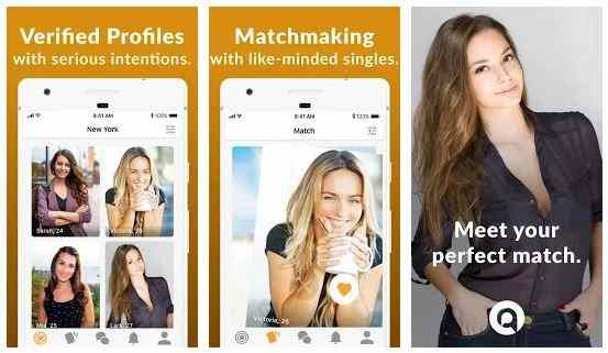 Qeep Dating and video Chat