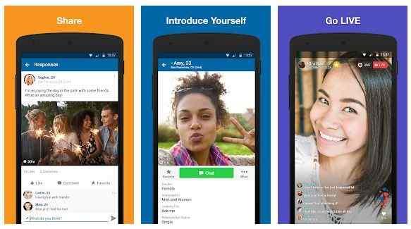 SKOUT - Stranger chat App
