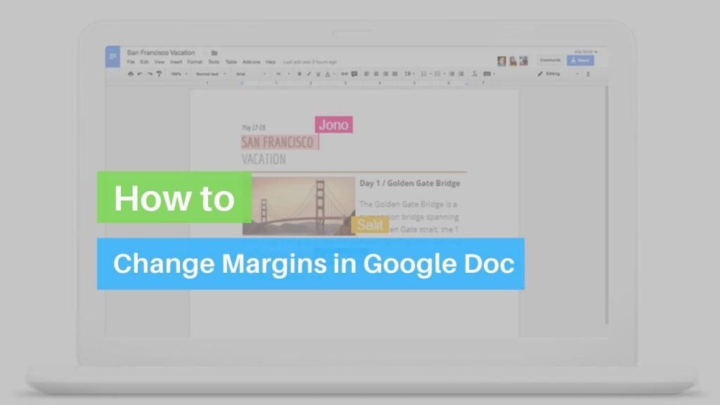 Edit Margins in Google Doc (1)
