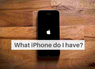 What iPhone do i have