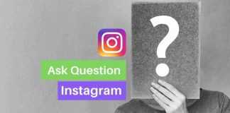 How to ask questions on Instagram
