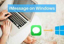 Use iMessage on Windows